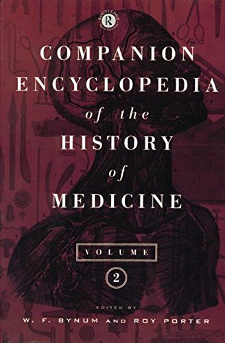 9780415164184: Companion Encyclopedia of the History of Medicine (Routledge Companion Encyclopedias)