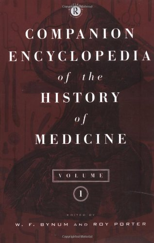 9780415164191: Companion Encyclopedia of the History of Medicine