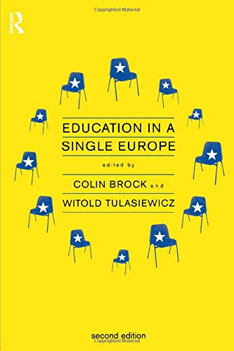 9780415164412: Education in a Single Europe