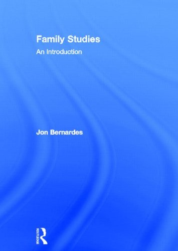 9780415164689: Family Studies: An Introduction