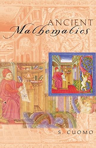 9780415164955: Ancient Mathematics (Sciences of Antiquity Series)