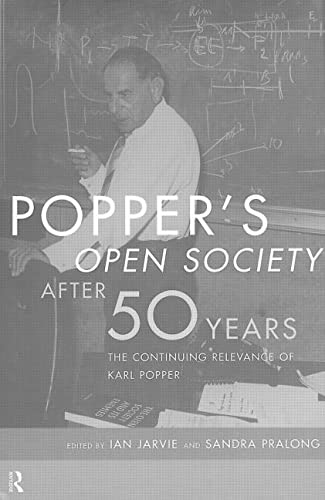 9780415165020: Popper's Open Society After Fifty Years