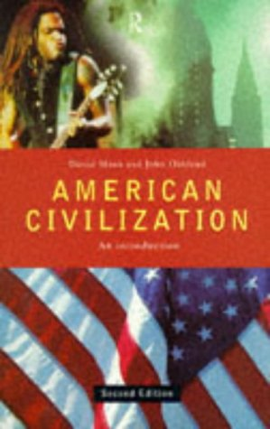 9780415165235: American Civilization