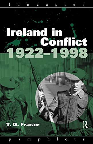 9780415165495: Ireland in Conflict 1922-1998 (Lancaster Pamphlets)