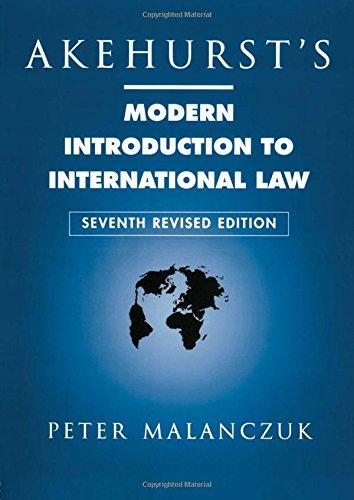 9780415165532: Akehurst's Modern Introduction to International Law
