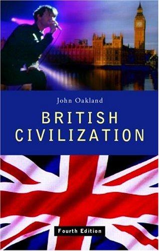 9780415165693: British civilization: An Introduction (Roman)