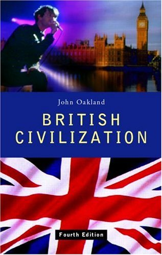 9780415165693: British Civilization: An Introduction