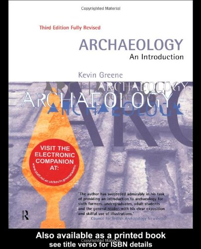 9780415166072: Archaeology: An Introduction