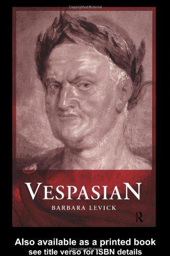 9780415166188: Vespasian