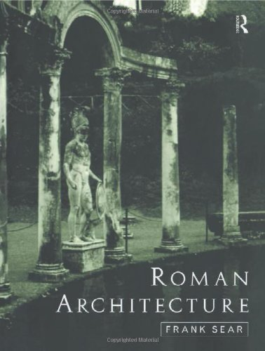 9780415166300: Roman Architecture