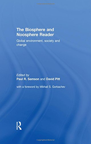 9780415166447: The Biosphere and Noosphere Reader: Global Environment, Society and Change