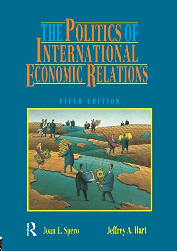 9780415166485: The Politics of International Economic Relations