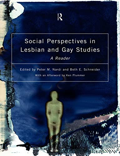 9780415167093: Social Perspectives in Lesbian and Gay Studies: A Reader