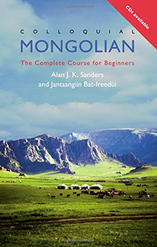9780415167147: Colloquial Mongolian: The Complete Course for Beginners