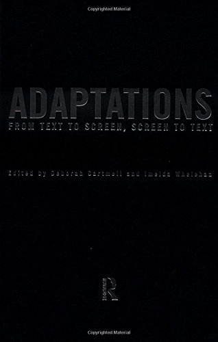 9780415167376: Adaptations: From Text to Screen, Screen to Text