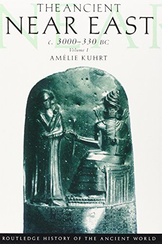 9780415167628: The Ancient Near East: c.3000-330 BC (2 volumes) (The Routledge History of the Ancient World)