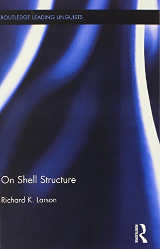 9780415167734: On Shell Structure (Routledge Leading Linguists)