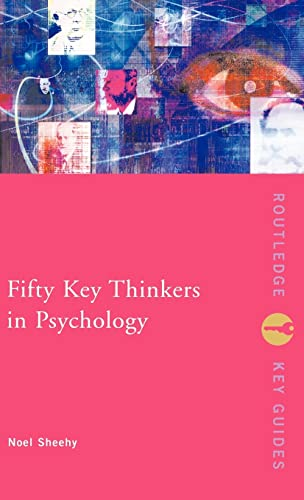 9780415167741: Fifty Key Thinkers in Psychology (Routledge Key Guides)