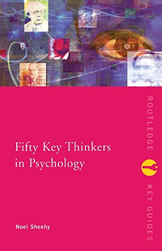 9780415167758: Fifty Key Thinkers in Psychology (Routledge Key Guides)