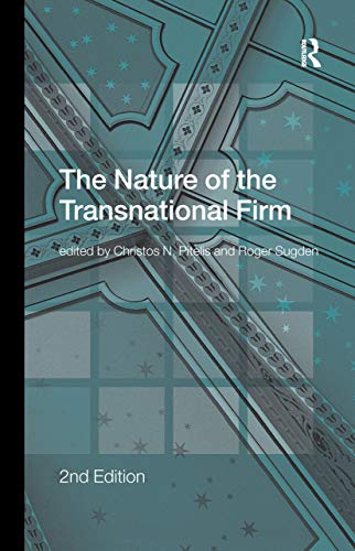 9780415167871: The Nature of the Transnational Firm