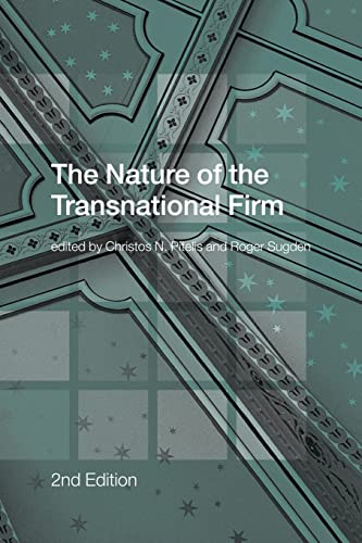 9780415167888: The Nature of the Transnational Firm
