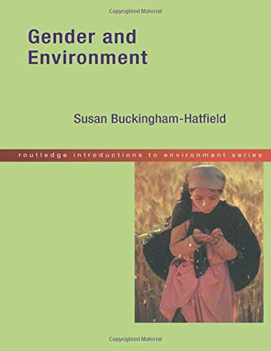 9780415168205: Gender and Environment (Routledge Introductions to Environment: Environment and Society Texts)