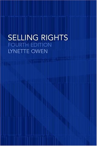 9780415168540: Selling Rights (Blueprint Series)