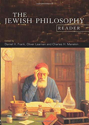 9780415168601: The Jewish Philosophy Reader