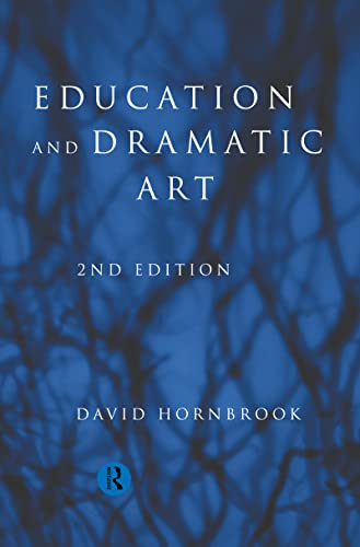 9780415168854: Education and Dramatic Art