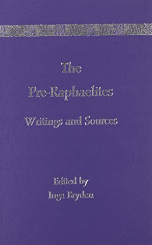 9780415169080: The Pre-Raphaelites: Writings and Sources, 4 Volume Set