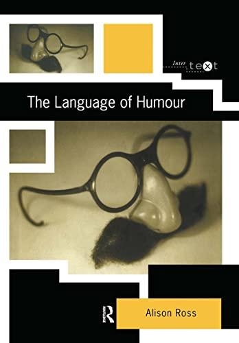 9780415169127: The Language of Humour (Intertext)