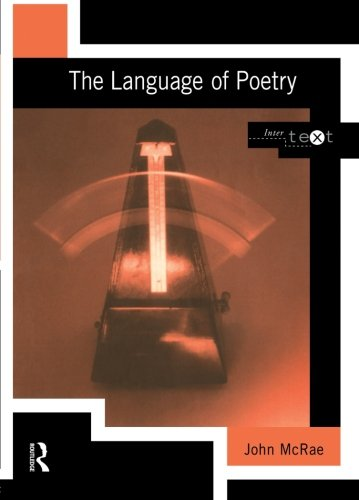9780415169288: The Language of Poetry (Intertext)
