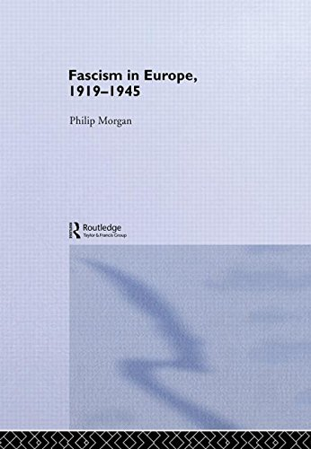 9780415169424: Fascism in Europe, 1919–1945 (Routledge Companions)