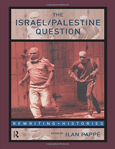 9780415169486: The Israel/Palestine Question: A Reader