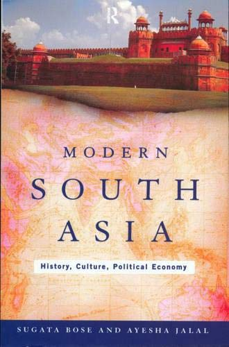9780415169523: Modern South Asia: History, Culture, Political Economy