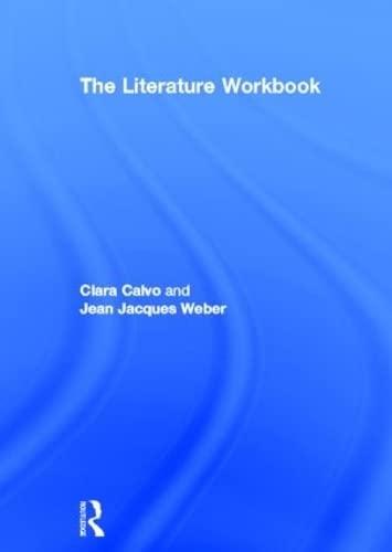 9780415169868: The Literature Workbook
