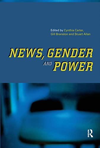 9780415170154: News, Gender and Power
