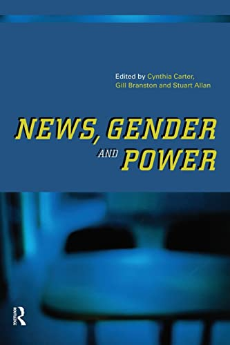 9780415170161: News, Gender and Power