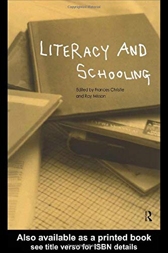 9780415170178: Literacy and Schooling