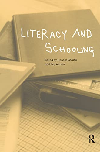 9780415170185: Literacy and Schooling (Routledge Studies in Distance)