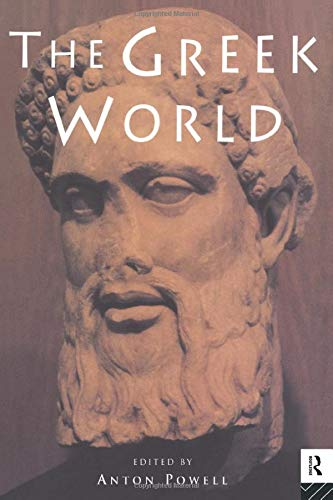 9780415170420: The Greek World (Routledge Worlds)