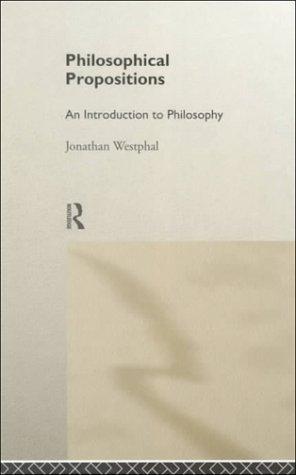 9780415170529: Philosophical Propositions: An Introduction to Philosophy