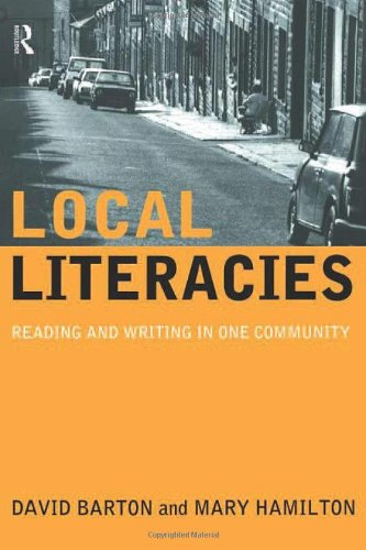 9780415171496: Local Literacies: Reading and Writing in One Community