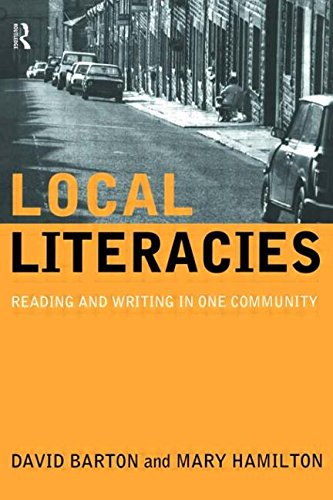 9780415171502: Local Literacies: Reading and Writing in One Community
