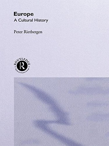 9780415172295: Europe: A Cultural History