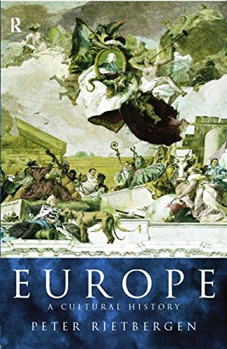 9780415172301: Europe: A Cultural History