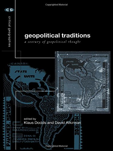 9780415172486: Geopolitical Traditions: Critical Histories of a Century of Geopolitical Thought: Critical Histories of a Century of Political Thought (Critical Geographies)