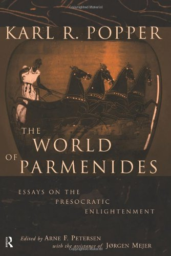 9780415173018: The World of Parmenides: Essays on the Presocratic Enlightenment