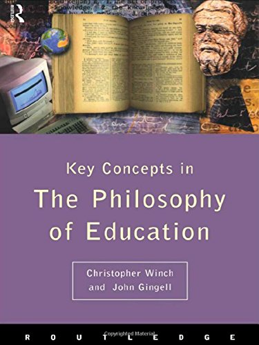 9780415173032: Philosophy of Education: The Key Concepts (Routledge Key Guides)