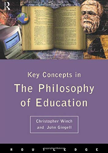 9780415173049: Philosophy of Education: The Key Concepts (Routledge Key Guides)